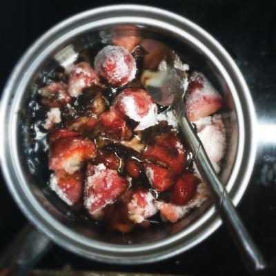strawberriessugarbalsamic